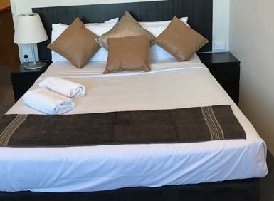 Hotel St Leonards standard room