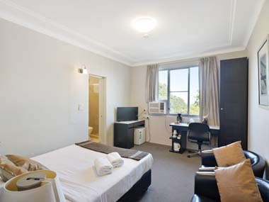 Hotel St Leonards superior room